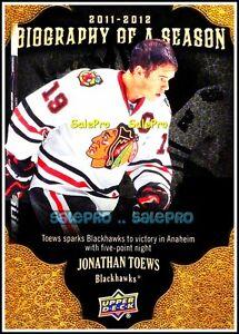 UPPER-DECK-2011-JONATHAN-TOEWS-NHL-CHICAGO-BLACKHAWKS-BIO-OF-THE-SEASON-BOS17