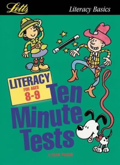 KS2 Ten Minute Tests: Literacy (ages 8-9): Age 8-9,Louis Fidge