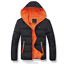 Fashion-Men-Boy-Winter-Warm-Hooded-Thick-Padded-Jacket-Zipper-Slim-Outwear-Coat miniatura 17