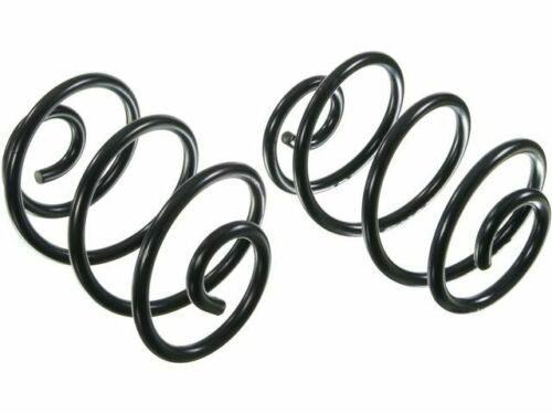 Rear Coil Spring Set For 1997-2005 Buick Park Avenue 1999 2000 1998 2002 S184BH
