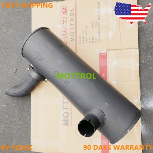 SK330-6 SK350-6 SK360-6 sk290-6 MUFFLER AS  FITS FOR KOBELCO 6D16 LC12P00006P2