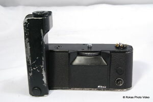 Nikkon-MD-4-motor-drive-for-F3-Used-winder-F3HP