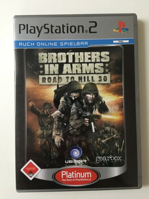 Brothers In Arms: Road To Hill 30 (Sony PlayStation 2, 2005, DVD-Box) NEUWERTIG