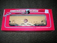 AMERICAN FLYER 6-48611 CARGILL 3-BAY COVERED HOPPER NIB