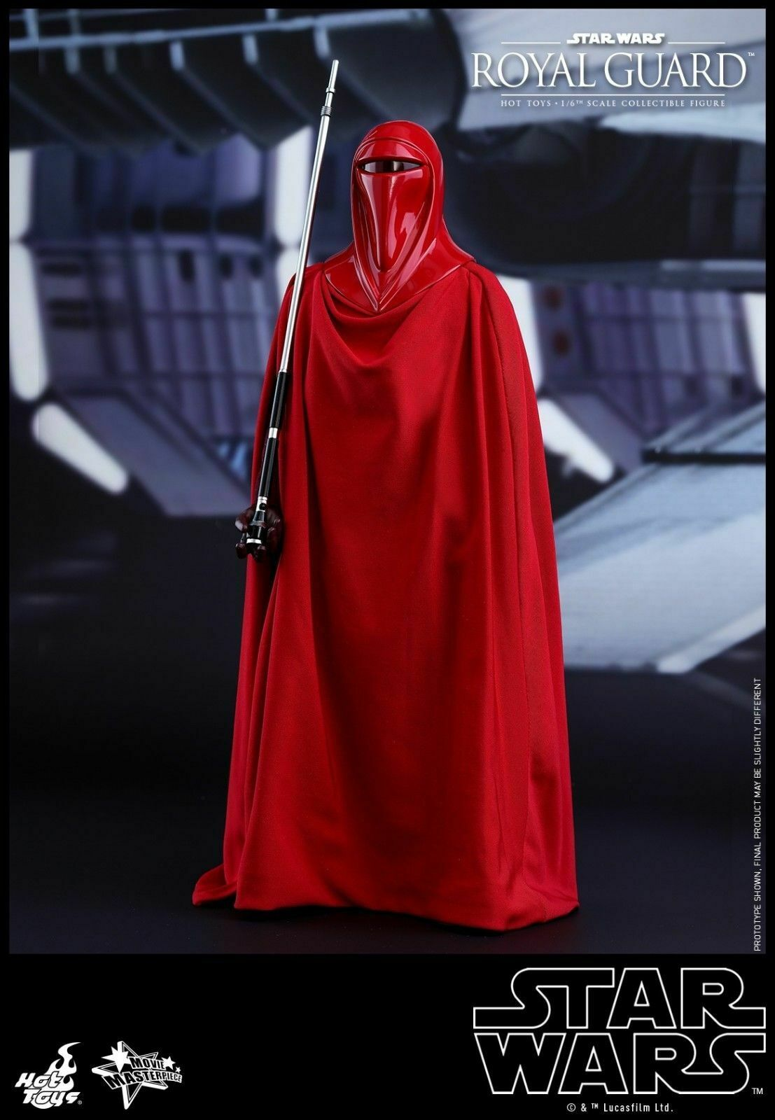 Hot Toys MMS469 Star War Episode VI Royal Guard neuf neuf neuf 3522b1