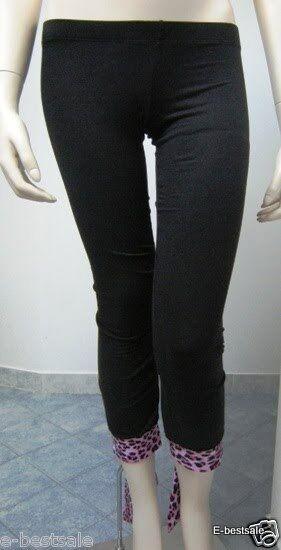 Denny pink Leggings art DB143Ba fuseaux trousers Sizes