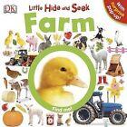 Farm by DK Publishing (Dorling Kindersley) (Board book, 2013)