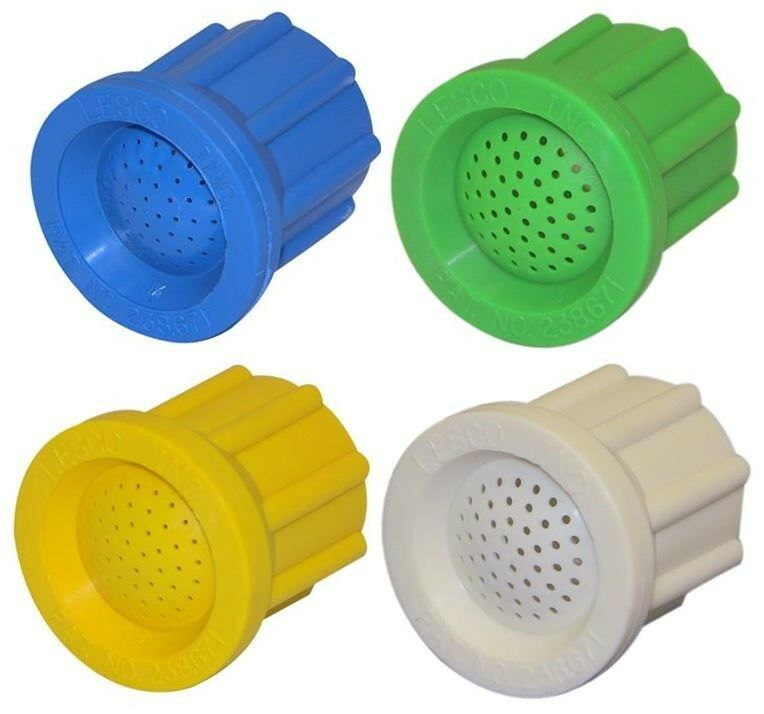 NEW - John Deere / Lesco Chemlawn Spray Gun Nozzles (Set of 4)