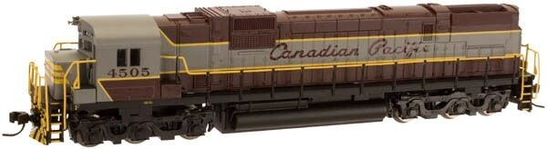 ATLAS 1 160 N Scale C-630 Canadian Pacific Engine  Road Item F S