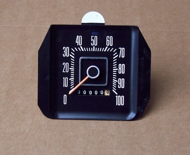 73 78 79 Ford F100 150 Truck Bronco 100 Mph Speedometer 0 Miles 1979 1978 1977