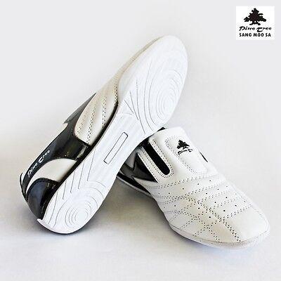 Gelernt Taekwondo Schuhe Kampfsport Slipper Weiß Schwarz Budo Sneaker Tkd New Gr. 38-45