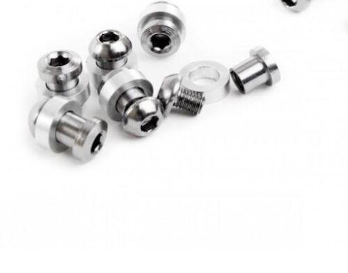 Äußere zu Innere Ring Bolzen für 50.4mm T a.Cyclotouriste Doppel Kette Ringe