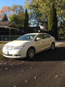 2012 Buick LaCrosse, low mileage