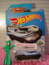 Case D/E 2016 i Hot Wheels HOVER STORM #158✰Blue;Avalanche Patrol✰Snow Stormers