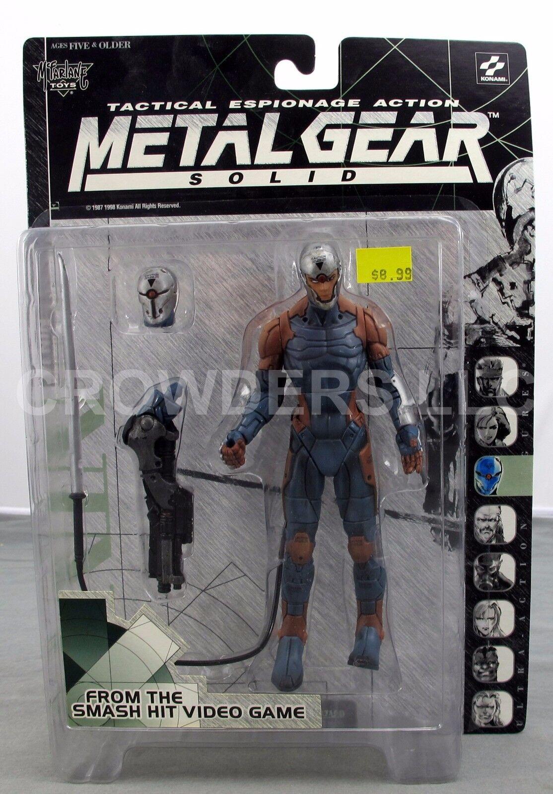 Metal Gear Solid Tactical Espionage Action 6