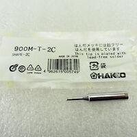 Soldering Tips HAKKO 900M-T-2C / 936,937,942 etc. soldering station #B08