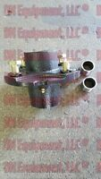 Replacement 4 Bolt Tailwheel Hub For 1 Axle With Tapered Roller Bearings