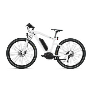 Bicicletta-Bike-Bmw-e-Bike-White-Metallic-Silver