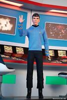 Barbie Star Trek 50th Anniversary Mr. Spock Doll on sale