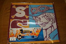 """Handtuch kleine Towel  Anime """"One Piece"""" 3 Brüter """"SABO"""" es gibt sie nirgendwo!"""