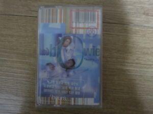 David Bowie Hours RARE 1999 RARE Korea Edition Sealed Cassette Tape Glam Rock
