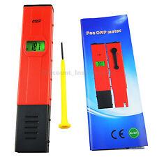 Digital Pen Type ORP Meter  -1999~1999mV Oxidation Reduction Potential Tester