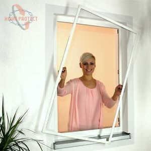 insektenschutz fenster t r fliegengitter alu rahmenbausatz m ckengitter gaze ebay. Black Bedroom Furniture Sets. Home Design Ideas