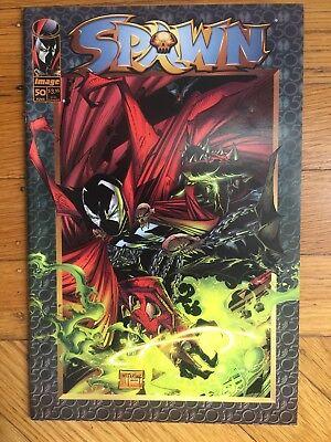 US-Comic Bagged /& Borded 1st Print Spawn #294