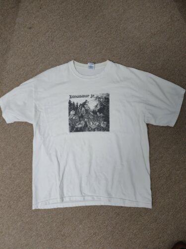 Dinosaur Jr. 2007 tour Shirt
