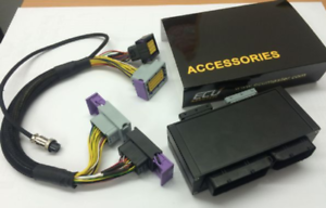 VAG 1.8 20v Turbo BAM APY ECUMASTER EMU BLACK ECU Plug and Play Adaptor Only