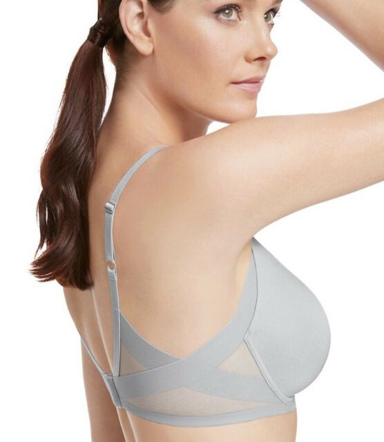 NEW Wacoal 853281 Ultimate Side Smoother Contour Bra 38DD Nude