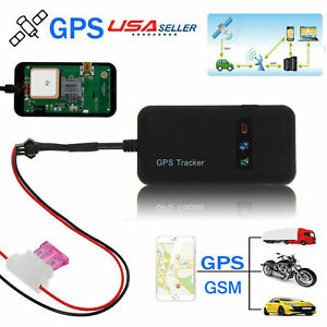 Vehicle Tracking Device >> Details About Gps Tracker Car Vehicle Tracking Device Locator Real Time Caravan Auto Personal