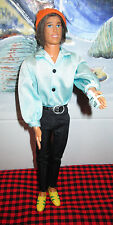 1975 MOD *KEN* DOLL with Real Hair~T`NT~Articulated+Fully Poseable~Mod Outfit~A+