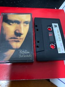 PHIL-COLLINS-But-Seriously-Michael-1819-Cassette-Tape-Rare