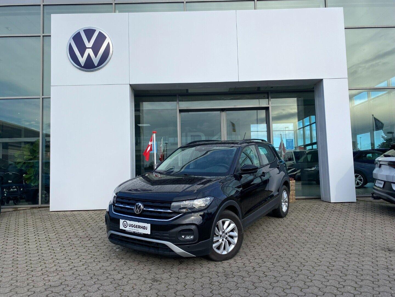 VW T-Cross 1,0 TSi 115 Life+ DSG 5d - 269.000 kr.