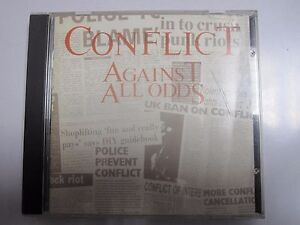 Conflict-Against-all-Odds-CD