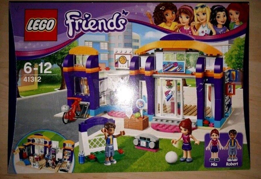 Lego Lego Lego Friends 41312 - Heartlake Sportzentrum ea022a