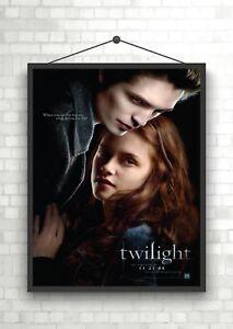 Twilight Vampire Classic Movie Poster Art Print A0 A1 A2 A3 A4 Maxi
