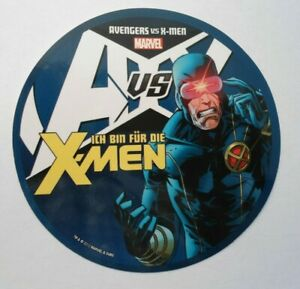 Fan-Aufkleber Avengers Vs x-Men Marvel Comics Panini Crossover Special Cyclops