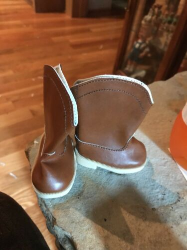 American Girl Doll Cowboy Boots New