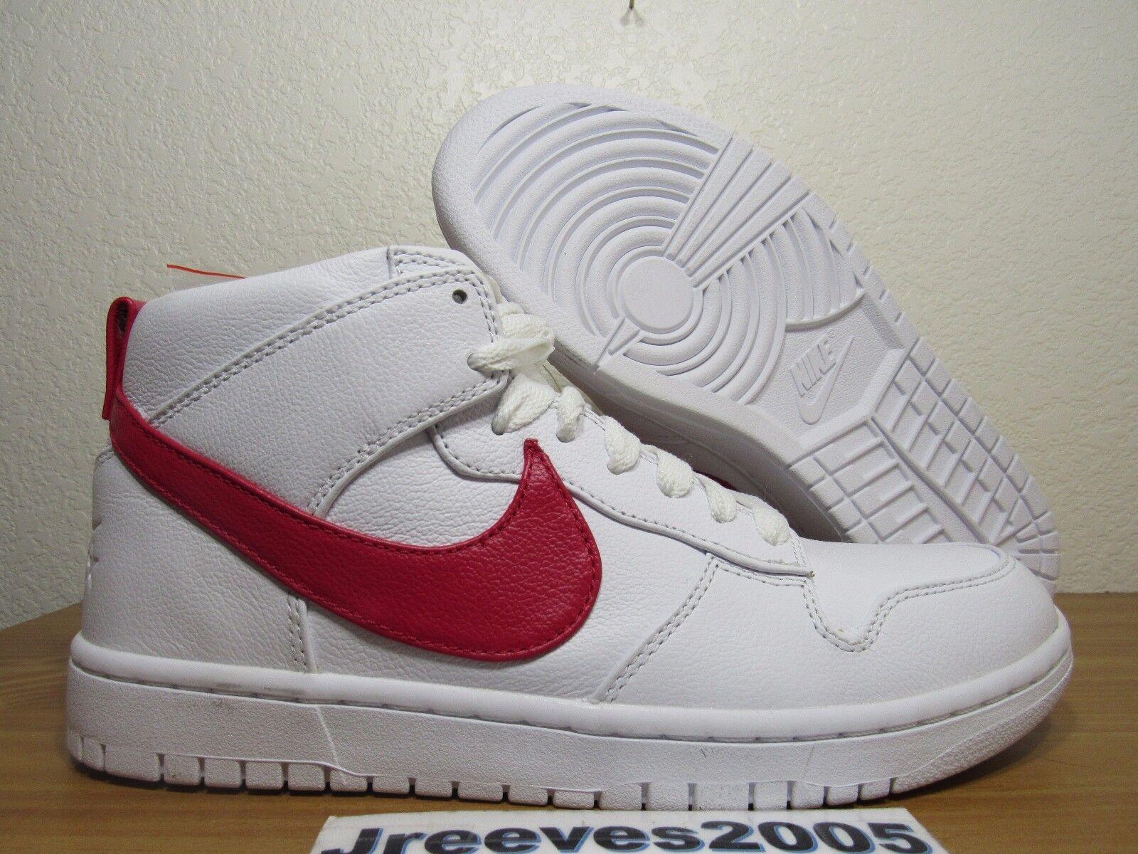 NikeLab x RICCARDO TISCI Dunk Lux Chukka Sz 9 100% Authentic Nike RT 910088 100