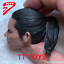 miniature 2 -  TT TOYS 1/6 The Wasp Female Head Carving TQ210303 fit 12'' Soldier Figure Toy