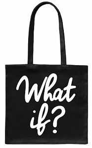 Quotable-039-What-if-039-Beautiful-quotes-beautiful-designs-on-Tote-Bags-amp-more
