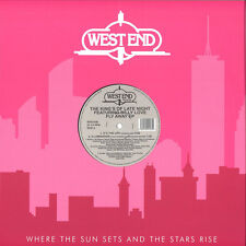 "THE KING'S OF LATE NIGHT FEAT BILLY LOVE "" FLY AWAY "" NEW UK 12 WEST END RECORDS"