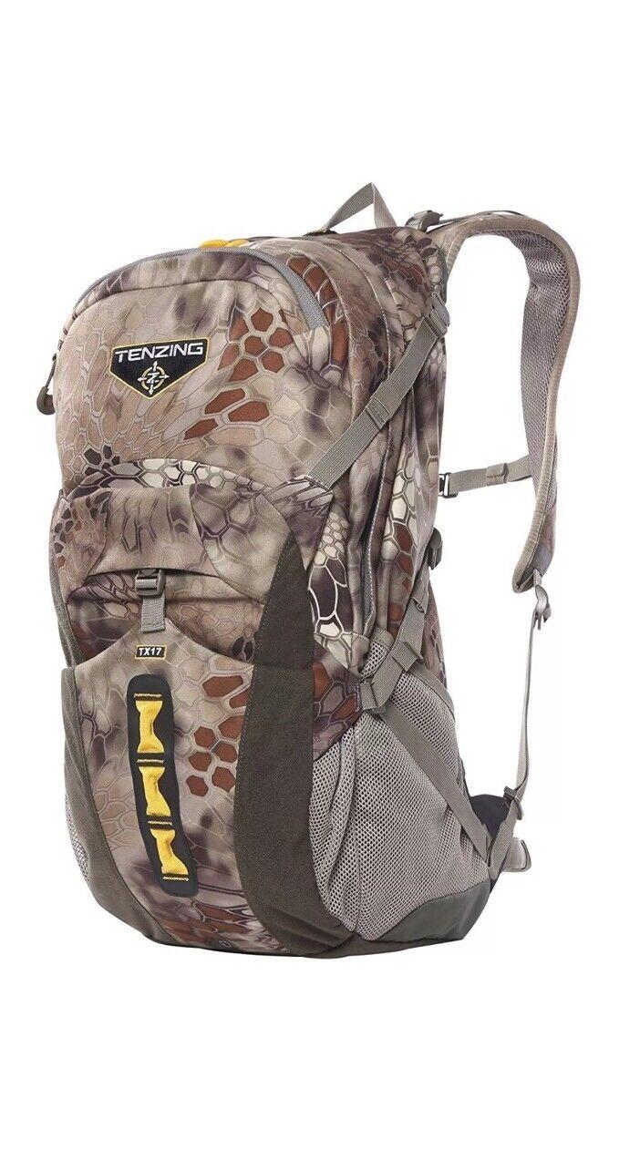 Tenzing TX 17 Day Pack  Hunting Backpack borsa Kryptek Highleer 962441