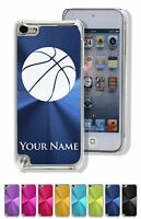Case For Ipod Touch 5/6, Basketball Ball, Personalization Included