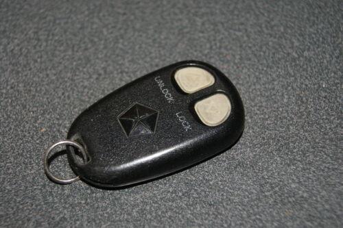 CHRYSLER DODGE PLYMOUTH keyless entry remote KYPTX001 4608229