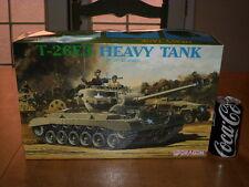 WW#2, U.S. ARMY T-26E3 HEAVY TANK, Plastic Model Kit , Scale: 1/35