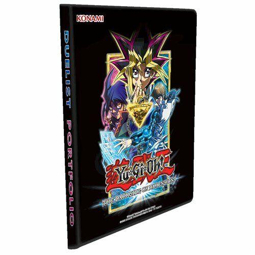 Binder 9pkt Kaiba Pocket Portfolio Konami Digital