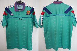 1992-1993-1994-1995 FC Barcelona Barca FCB Jersey Shirt Camiseta ... 526b70ec5c60e
